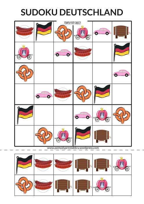 sudoku Deutschland-2